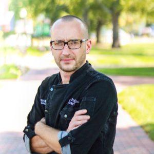 Meet the Team- Chef Brandon Rudisill