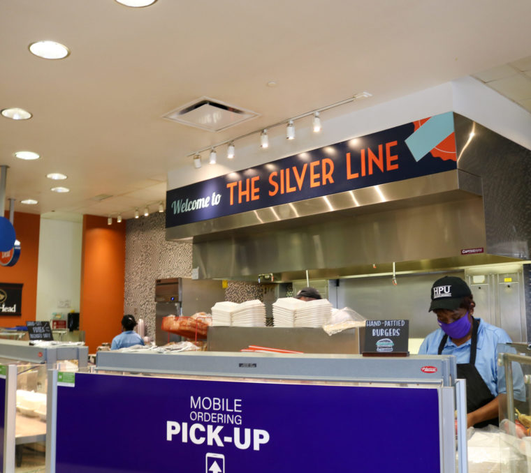 The Silver Line Diner
