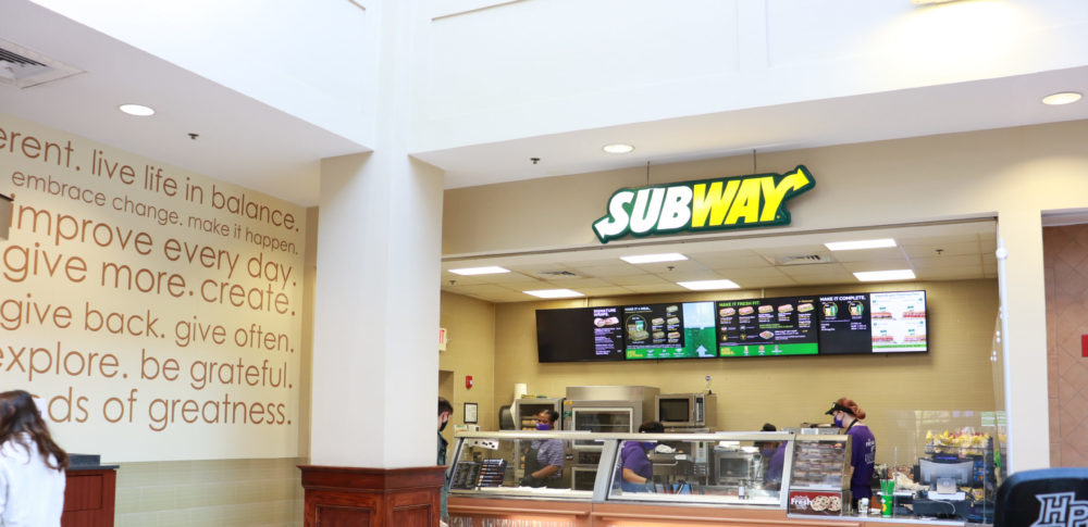 Subway at Slane